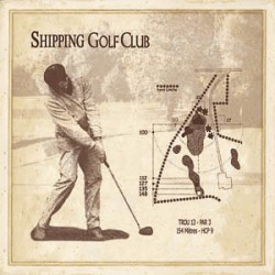 Shipping golf club