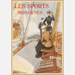 Les Sports Modernes, Yachting